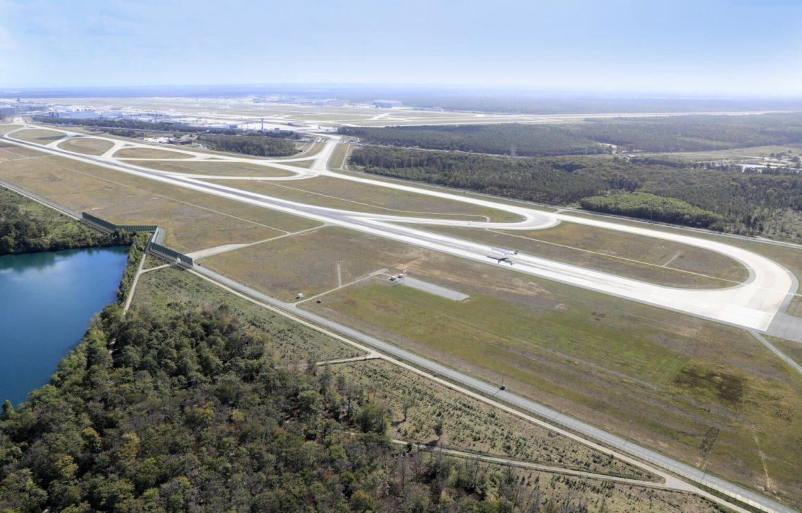 Aeroporto de Frankfurt: pista noroeste de volta à operação a partir de 8 de julho