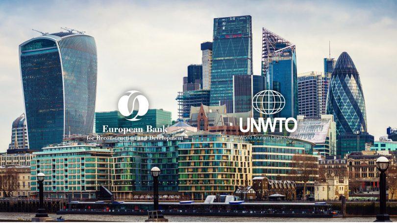 بانک اروپا برای بازسازی و توسعه و UNWTO برای تقویت بهبود گردشگری