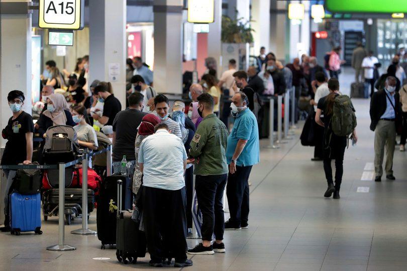 خشم آمریکا در مورد ممنوعیت سفر اتحادیه اروپا علیه آمریکایی ها