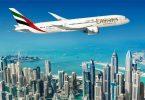 Emirates adds Cairo, Tunis, Glasgow & Malé to its ne