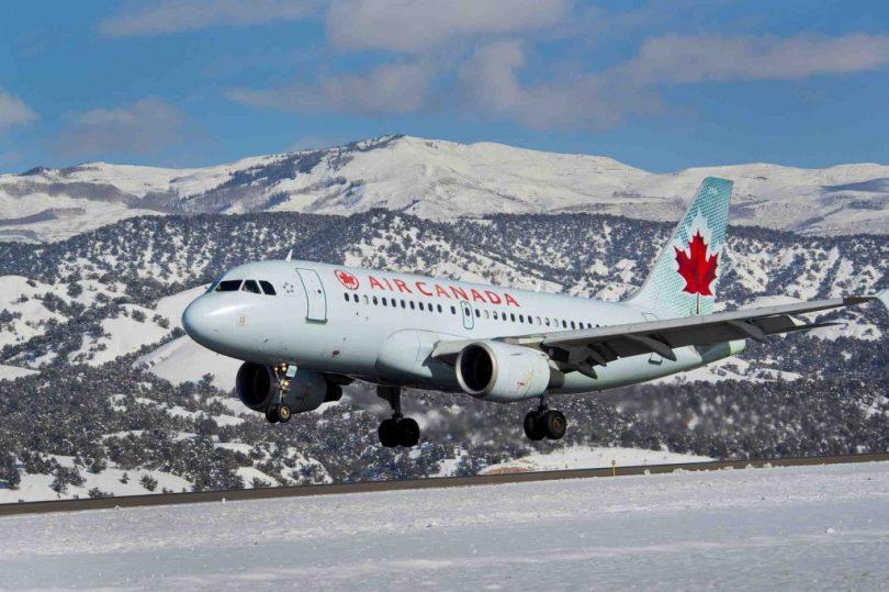 ایر کانادا 30 مسیر داخلی را محور می کند و هشت ایستگاه در کانادا را می بندد