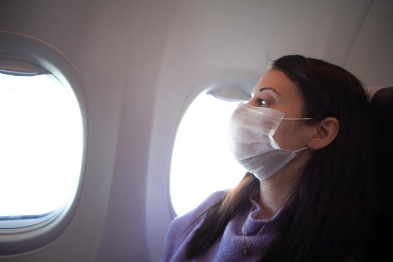 خطوط هوایی آلاسکا: ماسک بزنید وگرنه!