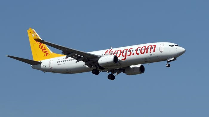 Turkey's Pegasus Airlines re-launches domestic flights