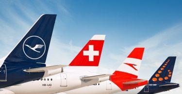 Die Fluggesellschaften der Lufthansa Group verlängern den Flugplan bis September