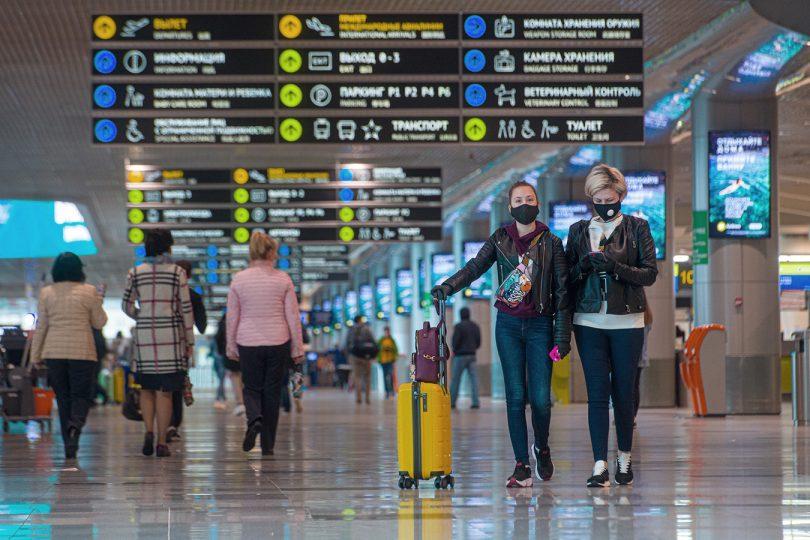 مسافران می توانند آزمایش آنتی بادی COVID-19 را در فرودگاه Domodedovo مسکو انجام دهند