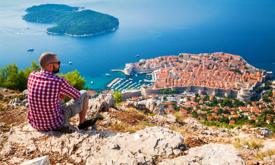 Kroasia menyedari betapa pentingnya pelawat asing kerana lawatan berlebihan tidak sama sekali