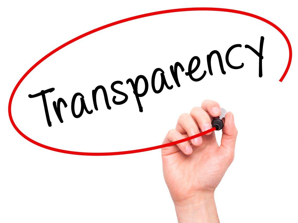 여행 중개인은 소비자의 신뢰를 회복하기 위해 투명성을 필요로합니다