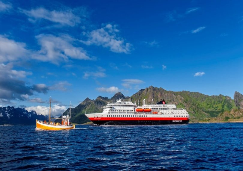 Hurtigruten سفرهای دریایی جدیدی در سفرهای دوور و هامبورگ راه اندازی می کند