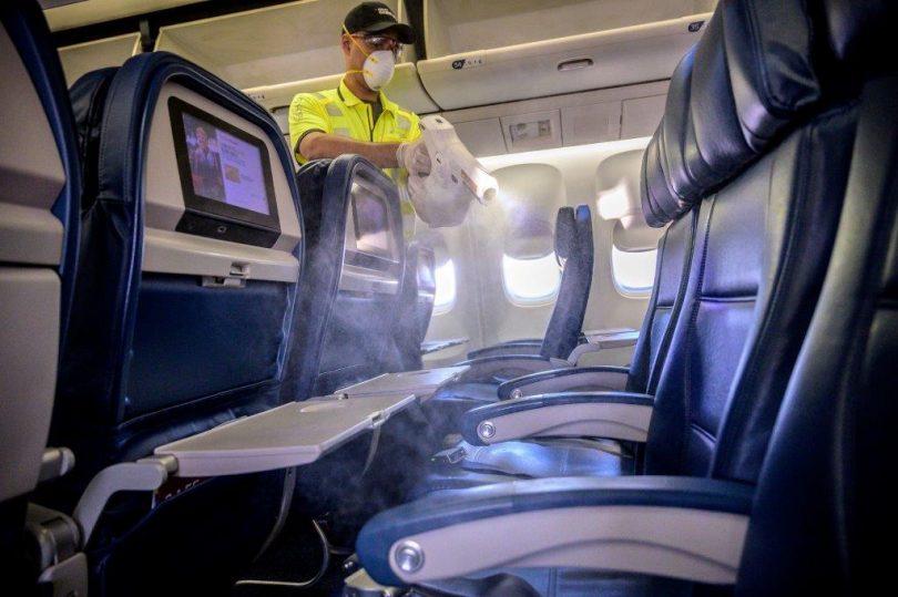 Delta Air Lines بخش پاکیزگی جهانی را راه اندازی کرد