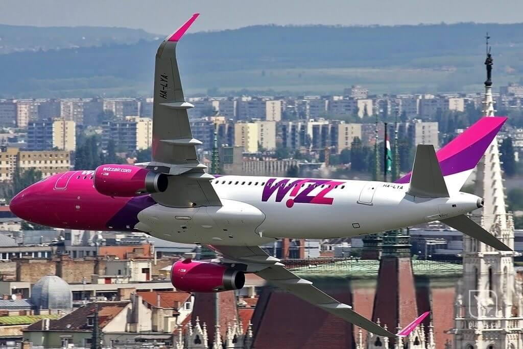 Budapestin lentokenttä paljastaa uudet reitit Wizz Airin kanssa