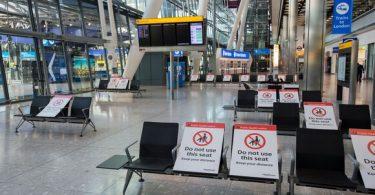 Heathrow Airport: Beskæftigelsesniveauerne er ikke længere bæredygtige