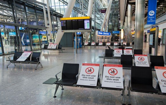 Heathrow Airport: Employment levels no longer sustainable
