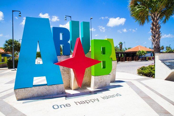 Aruba oznamuje data opětovného otevření pro mezinárodní návštěvníky