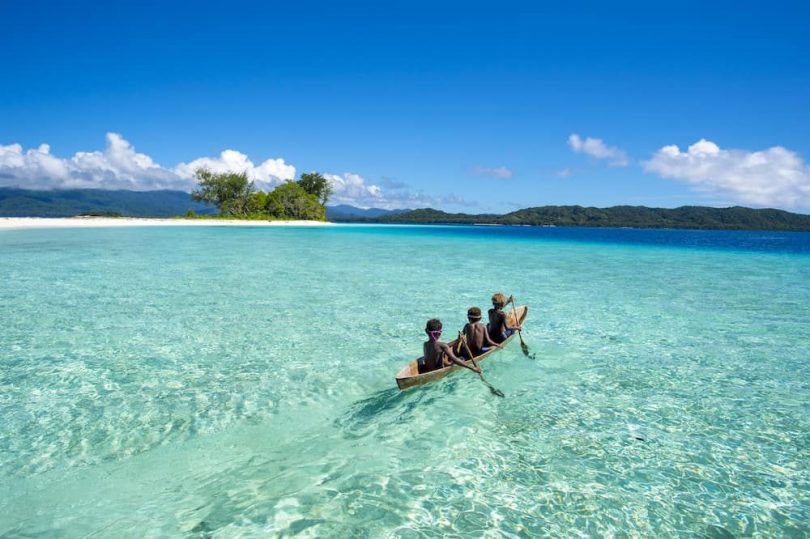 """Šalamounovy ostrovy bez COVID-19 se chtějí stát součástí """"cestovní bubliny jižního Pacifiku"""""""