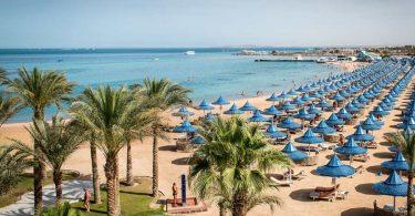 Ägypten eröffnet die Resorts Sinai Peninsula & Red Sea wieder für ausländische Touristen uly 1