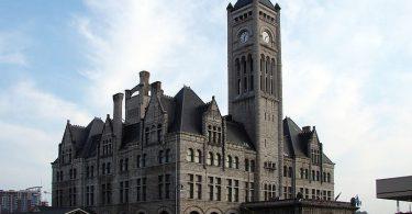 Union Station հյուրանոց. Երկաթուղու փառքի տարիները հիշելը