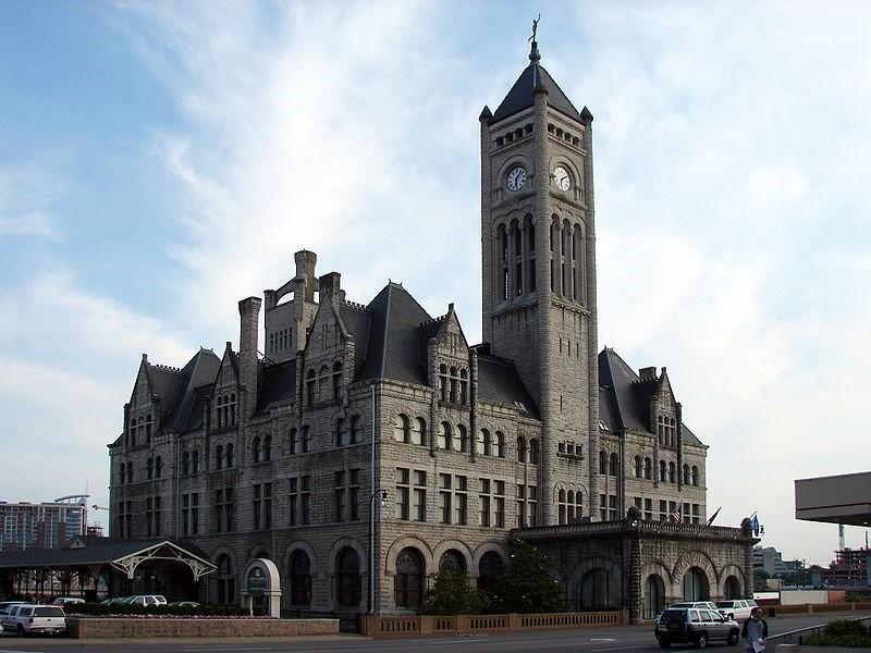 هتل Union Station: یادآوری سالهای افتخار راه آهن