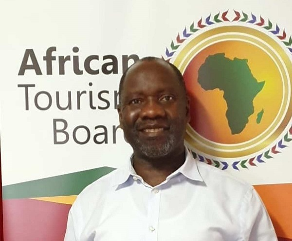 African Tourism Board Chairman Cuthbert Ncube concern for women