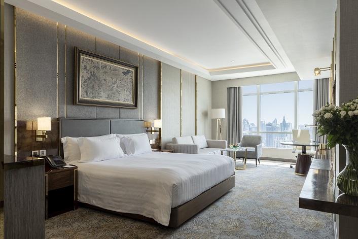 Centara هتل ها و استراحتگاه های خود را قبل از استقبال از میهمانان تازه می کند