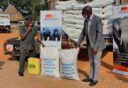 African Wildlife Foundation doa ajuda alimentar