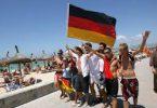 스페인 팔마 데 마요르카에서 독일 관광객을 대상으로 오늘 인체 검사 시작