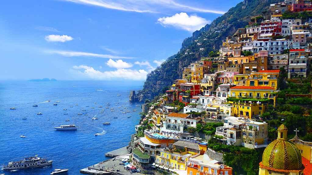 Itália dá as boas-vindas a viagens regionais, mas ninguém dá as boas-vindas à Itália?