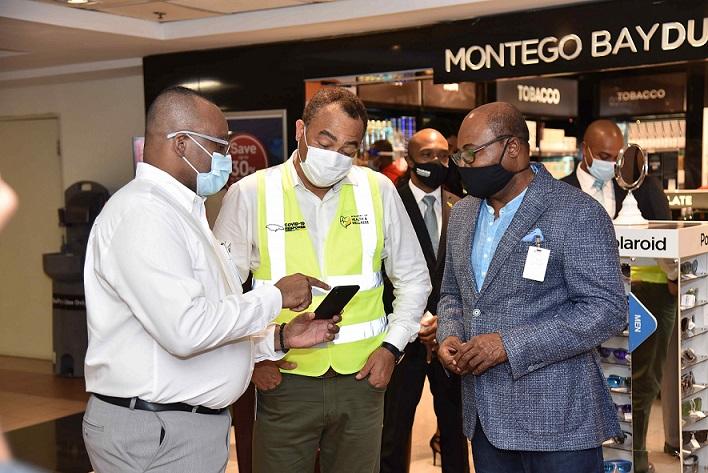 بازگشایی کامل گردشگری جامائیکا: به تلاش بین وزارتخانه ها بپیوندید