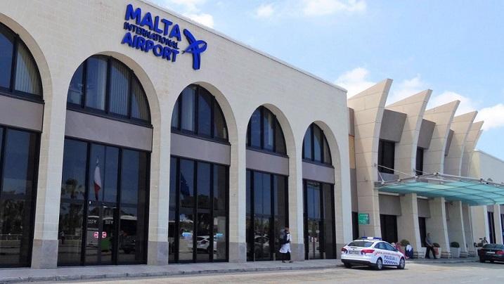 Heropening fan Malta Airport