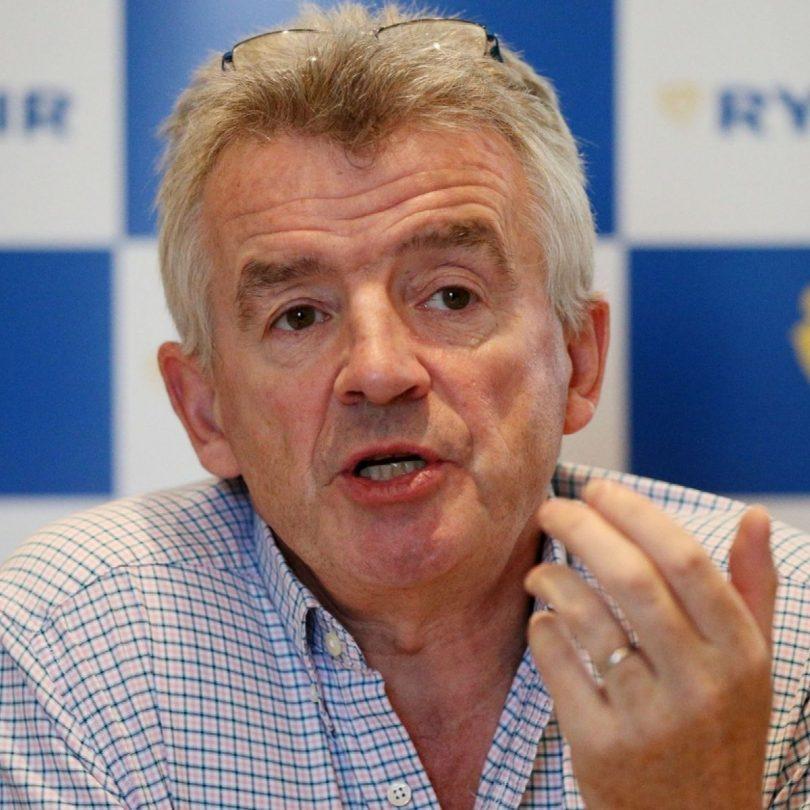 Izvršni direktor Ryanaira natječe Alitaliju za 3 milijarde eura