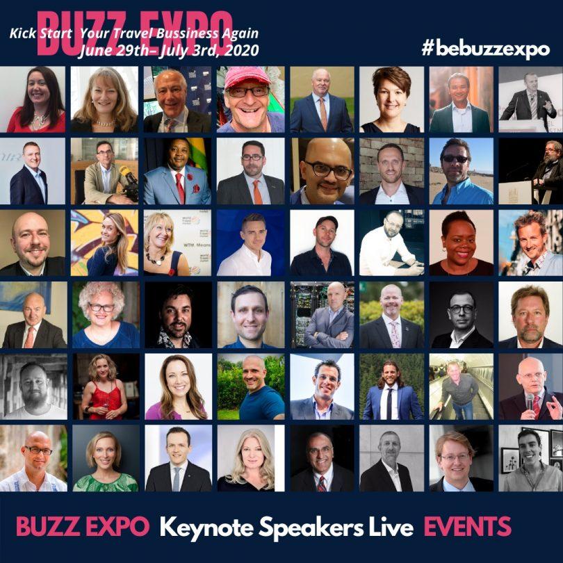 اولین نمایشگاه مسافرتی دیجیتال Buzz پرده را بالا می برد