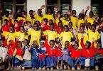 Bedriging fan COVID-19: Afrikaanske skoalbern stean foar dilemma