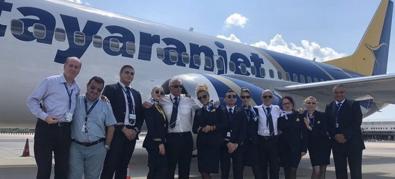 شرکت هواپیمایی Tayaran Jet آماده پرواز است