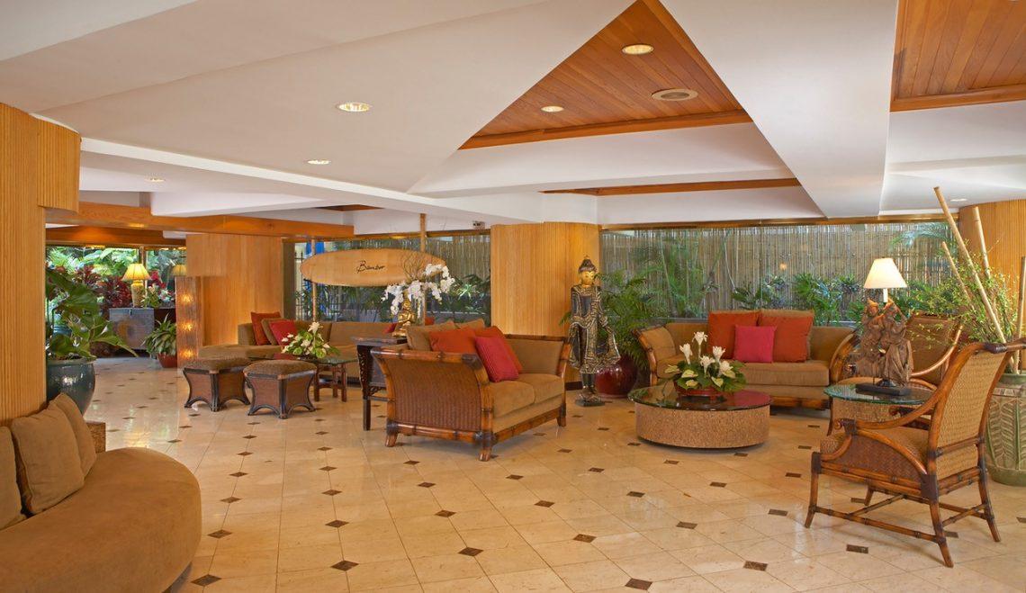 Uusi Bamboo Waikiki Hotel valitsee rahastoyhtiön
