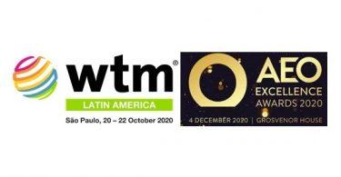尊敬されるイベント賞の実行中のWTMラテンアメリカ