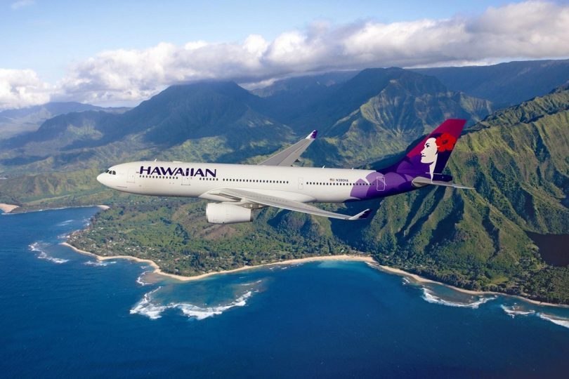 Hawaiian Airlines welcomes back North America travel in August