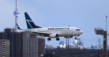 Kanadský WestJet rozšiřuje srpnový plán, aktualizuje červencové létání