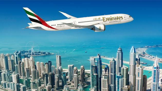 Emirates تا اواسط ماه اوت شبکه خود را به 58 شهر گسترش دهد