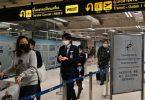 تھائی لینڈ نے کوویڈ 19 کے نئے کیسوں کے بعد اندراج کے نئے قواعد کا اعلان کیا