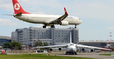 Turkish Airlines regresa a Rusia