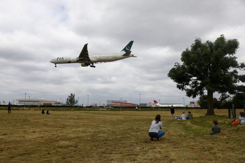 FAA رتبه بین المللی ایمنی هواپیمایی را برای پاکستان کاهش می دهد