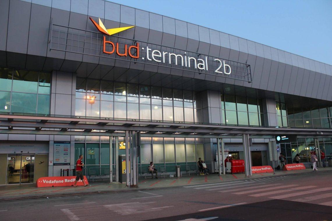 बुडापेस्ट हवाई अड्डा: यात्री यातायात की त्वरित वृद्धि