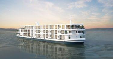 वाइकिंग ने मेकांग नदी के लिए नए क्रूज जहाज की घोषणा की