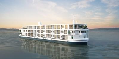 Viking kündigte neues Kreuzfahrtschiff für den Mekong an