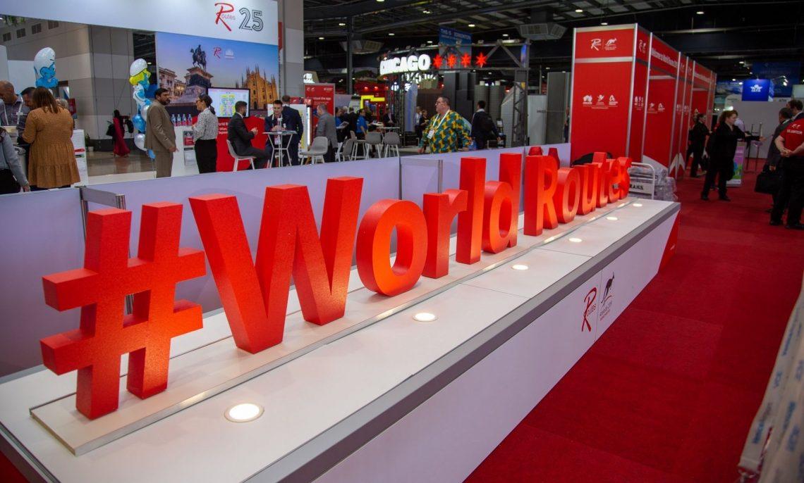 Rotas mundiais e rotas da Ásia adiadas até 2021