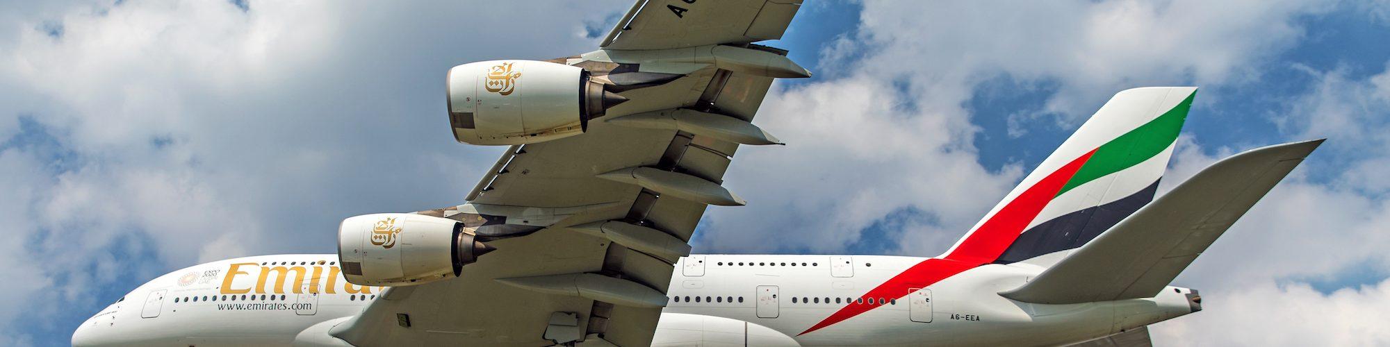 جت های Superjumbo A380 امارات به آسمان برمی گردند