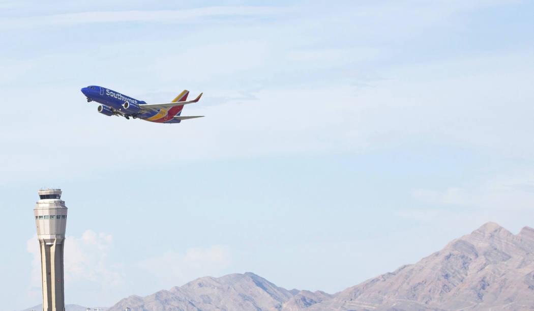 FAA jout rekord fan beslút foar Las Vegas Metroplex Project