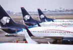 Dosye Aeromexico pou pwoteksyon fayit nan peyi Etazini