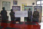 तीर्थयात्रा अफ्रीका गोरिल्ला पार्कों में रेंजर गश्त का समर्थन करता है