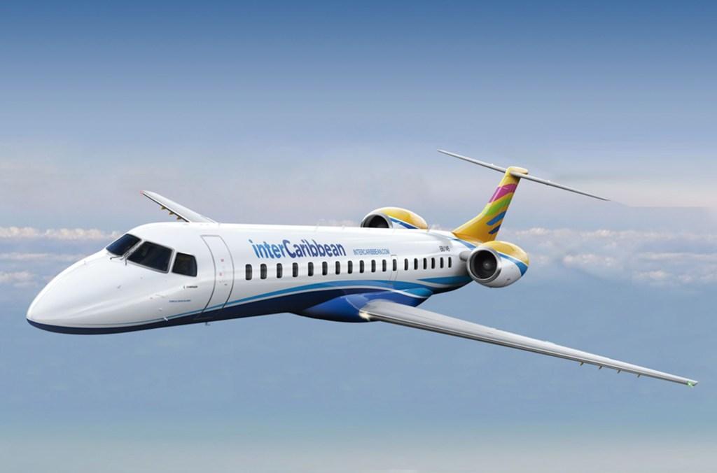 interCaribbean Airways ngumumkeun penerbangan anyar antara Barbados sareng Karibia Wétan