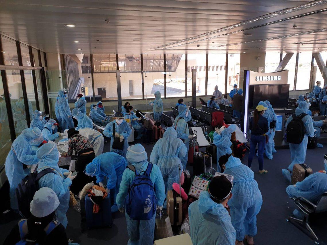 Vietjet: Penerbangan mulihake mbukak dalan kanggo nerusake layanan internasional